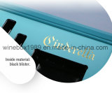Rectángulo cosmético rígido de empaquetado de la cartulina de papel de la visualización del maquillaje