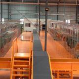 Courroie logistique durable de Pvk Coveyor avec le meilleur prix