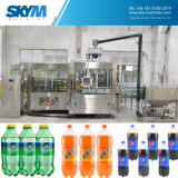 3 in 1 Flaschenreinigung-füllender mit einer Kappe bedeckender Maschinen-Mineralwasser-Abfüllanlage