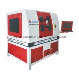Металл автомата для резки лазера стекловолокна ширины дешевого цены малый