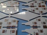 UL verklaarde Witte PCB Fr4 2layer in de Sporen van het Rek