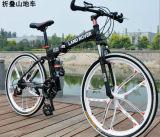 [ل-ك-0650] يطوي جبل درّاجة درّاجة لأنّ سفر