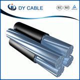 ABC куртки PVC 0.6/1kv применения электростанции