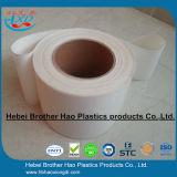 Дверь занавеса прокладки PVC пластмассы винила барьера визирования белая опаковая гибкая