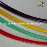 Aprobación RoHS Aislamiento PVC Tubing para Wire Harness
