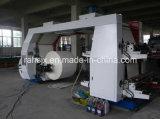 tipo stampatrice del ponticello 1.6meter flessografica ad alta velocità