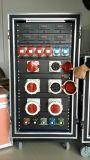 Caixa de distribuição elétrica de 3 fases para PRO iluminações
