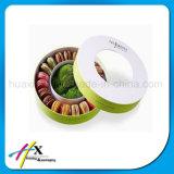 Rectángulo Shaped toroidal por encargo del acondicionamiento de los alimentos del postre de los macarrones