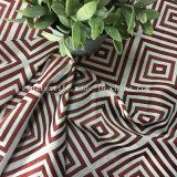 La cortina de ducha conmovedora de lino más nueva de la cortina de ventana 2017