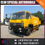 Caminhão de alta pressão da limpeza do esgoto do caminhão da sução do esgoto de Dongfeng 10t 12t