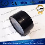 "40mm 1.5 ""黒い鋼鉄ハウジングが付いている概要の圧力計"