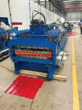 Gewölbtes Blech-Hochgeschwindigkeitsdach, das Maschine herstellt