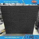 Hohe Helligkeit im Freien örtlich festgelegtes Bildschirmanzeige-Panel LED-P4