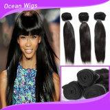 卸売価格の最上質のまっすぐなインドのRemyの毛の束