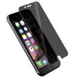El precio de fábrica ultra premium transparentes impermeables vidrio templado para el iPhone 6 / 6s