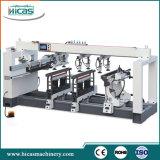 高性能のログの容易な操作の水平の木製の鋭い機械