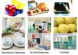 음식 패킹을%s POF/PVC/PE 수축 필름