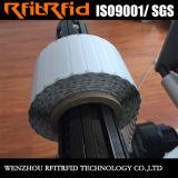 De UHF Hittebestendige Sticker RFID van het Geschikt om gedrukt te worden Bewijs van de Bui