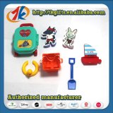 Heet verkoop Vastgestelde Stuk speelgoed van het Strand van 2017 Nieuwe Producten het Plastic voor Jong geitje