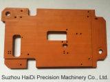 Точности части машинного оборудования фабрики плиты бакелита часть CNC автоматической подвергая механической обработке