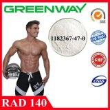 Pharmazeutische chemische Sarms Rad-140 Puder Sarms Ergänzung für Bodybuilding