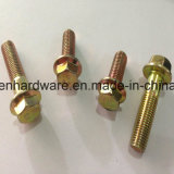 Болт DIN6921 M5-M20 головки фланца крепежной детали стальной Hex