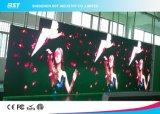 適用範囲が広い屋内フルカラーの広告のLED表示スクリーンP4 LEDのビデオ壁パネル