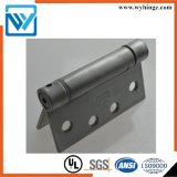 ステンレス鋼のボールベアリングの実用的なドアヒンジ