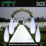 Luz ao ar livre 38X120cm do diodo emissor de luz da lâmpada de assoalho da iluminação do jardim (LDX-FL02)