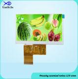 4.3 인치 LCD 스크린 480 (RGB) X272 해결책
