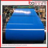 Líder en el mercado de suministro prepintado galvanizado PPGI bobinas de acero