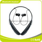 L'écouteur stéréo de Bluetooth de sport léger en gros d'usine reçoivent la commande à l'essai
