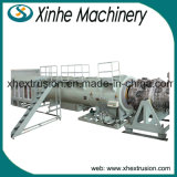 La linea di produzione del tubo dell'HDPE del rifornimento idrico Peg-63 HDPE convoglia la riga dell'espulsione