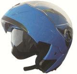Tirón de la alta calidad encima venta del casco de la motocicleta de la buena, piezas de la motocicleta, venta al por mayor