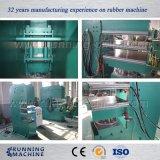 PLC制御Xlb-1600*1600を用いる加硫のゴム製出版物機械