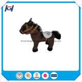 Les plus défunts jouets de cheval de peluche de vente en gros de qualité de modèle