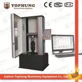 Máquina de prueba de tracción de material universal electrónico de compresión accionada eléctricamente