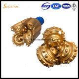 """Роторный Drilling 5 буровых наконечников 5/8 """" конусов ролика IADC537 TCI"""