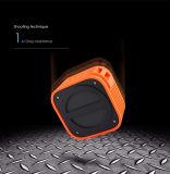Gute quadratische Form mini beweglicher Bluetooth Radioapparat-Lautsprecher