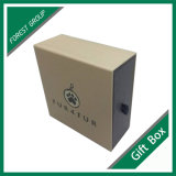 Caixa de presente de empacotamento cosmética luxuosa