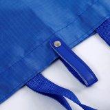 Einkaufstasche des Polyester-210d mit Schnelltasten-Schliessen