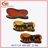 MD EVA Hombres de goma sandalias de suela para la fabricación de calzado