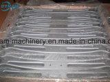 A liga de alumínio de baixa pressão morre as peças de maquinaria das carcaças