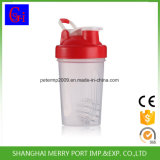 De in het groot Schudbeker van de Sport/Plastic het Drinken van de Sport Schudbeker/EiwitSchudbeker (600ML)