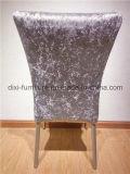 切り分けられる高品質の高く背部木の純木椅子を食事する