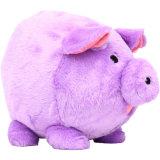 Giocattolo su ordinazione della peluche della Banca Piggy della peluche
