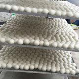 Boucle de séchoir en laine à 100% naturelle