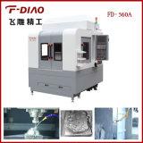 Mini máquina de trituração do CNC do metal com cambiador da ferramenta (FD-560A)