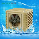 Refrigerador evaporativo industrial plástico do pântano do ventilador do tamanho grande