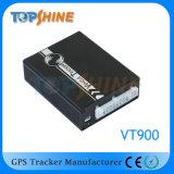 Coche del GPS del localizador de Topshine GPS/perseguidor inconsútiles Vt900 del carro/del tren con datos ocultos del almacén de la memoria 4MB